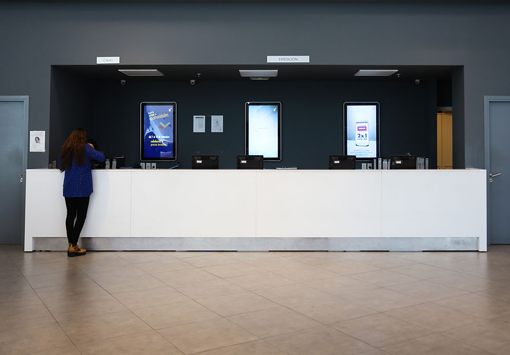 Antel Montevideo Shopping, Montevideo, 2014